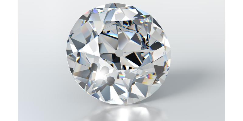 Perfect Diamond for Jewellery