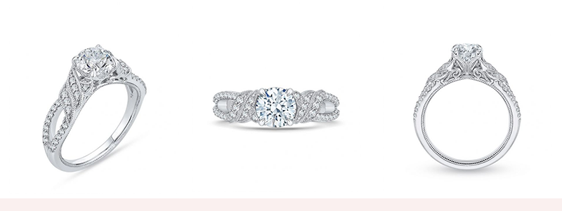 Storia Diamond Engagement Ring