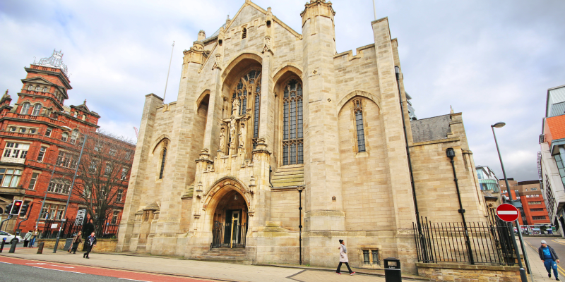 Leeds Cathedral