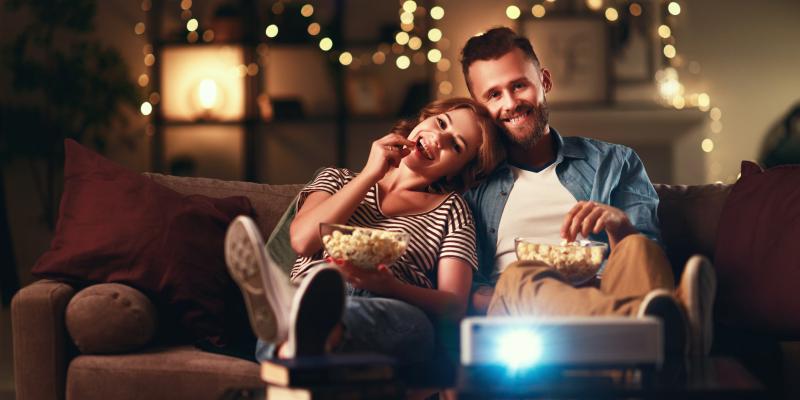 Movie Night Proposal